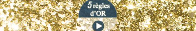 5 Règles d'or pour une déco réussie !
