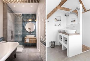 salle de bain scandinave - escale DESIGN | escale DESIGN