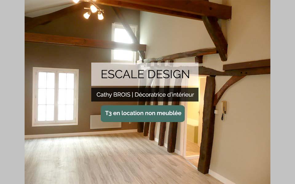 conseils d co escale design escale design. Black Bedroom Furniture Sets. Home Design Ideas