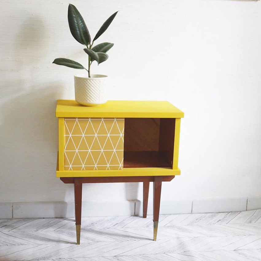 meuble scandinave vintage