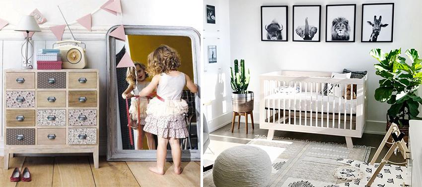 Décoration chambre bébé : en panne d\'idées ? - escale DESIGN ...