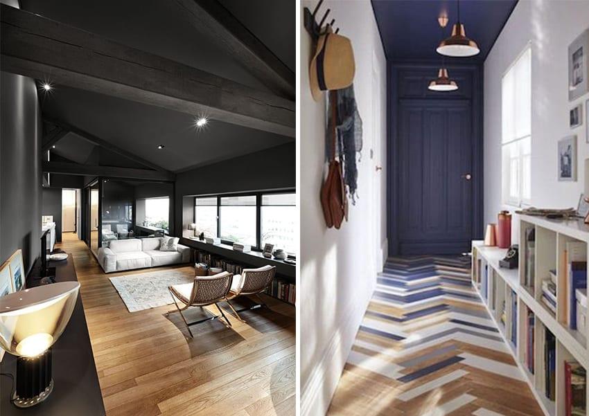 couleur plafond