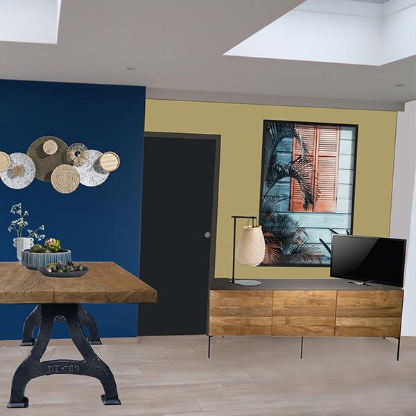 projet deco cathy brois escale design salle à manger