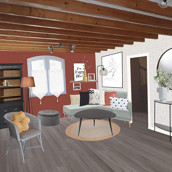 projet deco cathy brois escale design salon