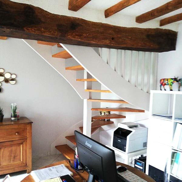 projet decoration interieur cathy brois escale design escalier