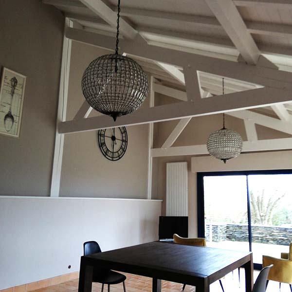 projet decoration interieur cathy brois escale design salle à manger