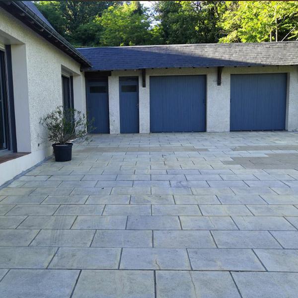 projet décoration escale design cathy brois garage